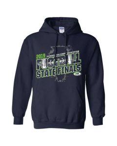 2019 IHSA Football Hooded Sweatshirt