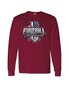 2019 IHSA Football Long Sleeve T-Shirt