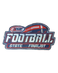 IHSA State Finalist Football Patch