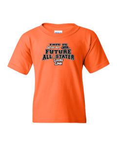IHSA Future All-Stater Youth Short Sleeve T-Shirt (Orange)
