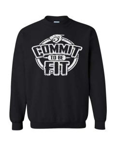 NCWHS P.E. Crewneck Sweatshirt (Design One)
