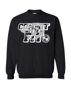 NCWHS P.E. Crewneck Sweatshirt (Design Two)