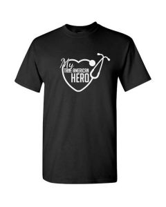 Our Healthcare Heroes Short Sleeve Tee-D-2