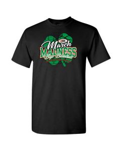 2020 IHSA March Madness Basketball Short Sleeve Tee