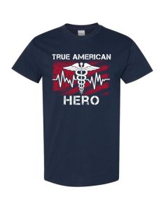 Our Healthcare Heroes Short Sleeve Tee-D-3