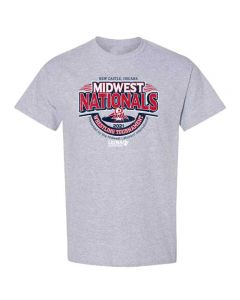 21 Midwest Nationals Short Sleeve Tee