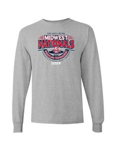 21 Midwest Nationals Long Sleeve Tee