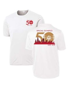 Special Olympics 50th Anniversary Performance Tee