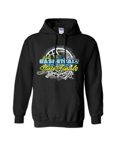 2020 IHSA Girls Basketball Hooded Sweatshirt