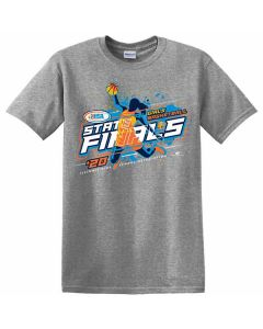 2020 IHSA Girls Basketball Short Sleeve T-Shirt