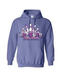 2020 IHSA Girls Bowling Hooded Sweatshirt