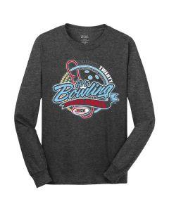 2020 IHSA Girls Bowling Long Sleeve T-Shirt