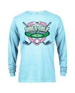 2019 IHSA Girls Golf Long Sleeve T-Shirt