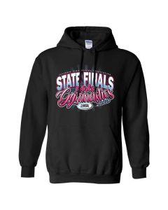 2020 IHSA Girls Gymnastics Hooded Sweatshirt