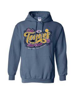 2019 IHSA Girls Tennis Hooded Sweatshirt