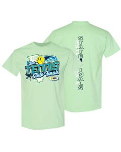 2019 IHSA Girls Tennis Short Sleeve T-Shirt