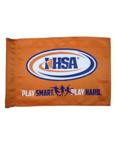 IHSA Golf Flag (Orange)