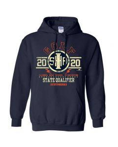 2020 IHSA Golf State Qualifier Hooded Sweatshirt