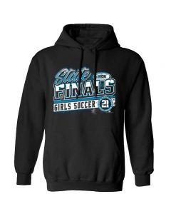 2021 IHSA Girls Soccer State Finals Hooded Sweatshirt