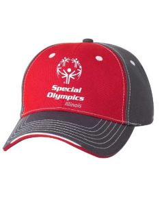 SOILL Ball Cap (Grey/Red)