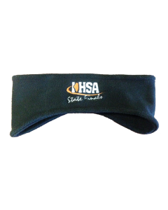 IHSA State Finals Headband (Black)