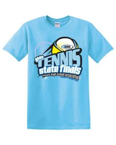 2018 IHSA Girls Tennis Short Sleeve T-Shirt