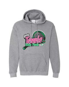 2018 IHSA Girls Tennis Hooded Sweatshirt