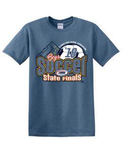 2018 IHSA Boys Soccer Short Sleeve T-Shirt
