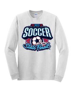 2018 IHSA Boys Soccer Long Sleeve T-Shirt