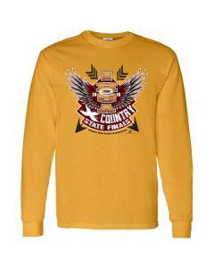 2018 IHSA Cross Country Long Sleeve T-Shirt