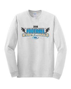 2018 IHSA Football Long Sleeve T-Shirt