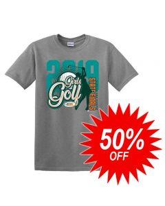 2019 IHSA Girls Golf Short Sleeve T-Shirt