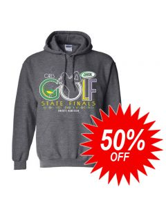 2019 IHSA Girls Golf Hooded Sweatshirt