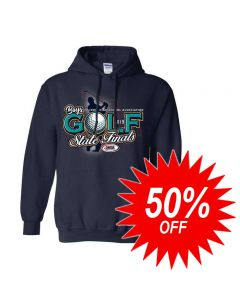 2019 IHSA Boys Golf Hooded Sweatshirt