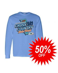2019 IHSA Cross Country Long Sleeve T-Shirt