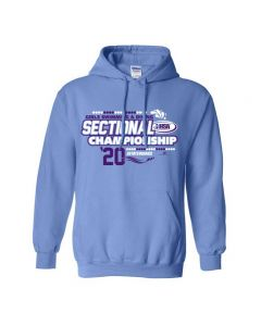IHSA State Series Girls Swimming and Diving Sectional Championship Hooded Sweatshirt