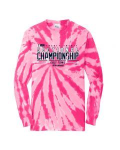 IHSA State Series Girls Tennis Sectional Championship Long Sleeve Tee