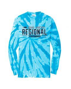 IHSA State Series Cross Country Regional Long Sleeve Tee