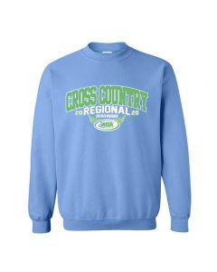IHSA State Series Cross Country Regional Crewneck Sweatshirt