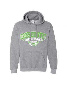 IHSA State Series Cross Country Regional  Hooded Sweatshirt