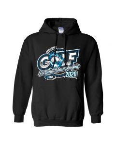 IHSA State Series Golf Sectional Championship Hooded Sweatshirt