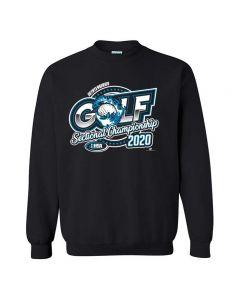 IHSA State Series Golf Sectional Championship Crewneck Sweatshirt