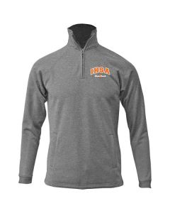 IHSA Sport Fleece ¼ Zip (GREY HEATHER)