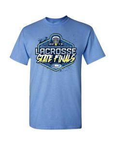 2019 IHSA Lacrosse Short Sleeve Tee