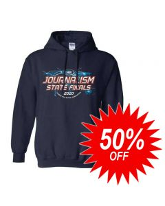 2020 IHSA Journalism Hooded Sweatshirt