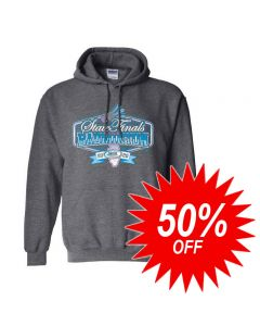 2020 IHSA Badminton Hooded Sweatshirt