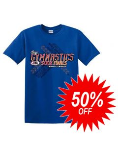 2020 IHSA Boys Gymnastics Short Sleeve T-Shirt