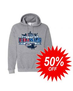 2020 IHSA Boys Gymnastics Hooded Sweatshirt