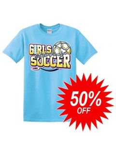 2020 IHSA Girls Soccer Short Sleeve T-Shirt
