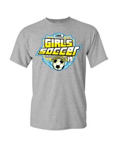 2019 IHSA Girls Soccer Short Sleeve T-Shirt